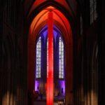 2015 Feuersäule I Katharinenkirche Oppenheim