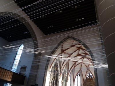 Stadtkirche Darmstadt Liniaturen